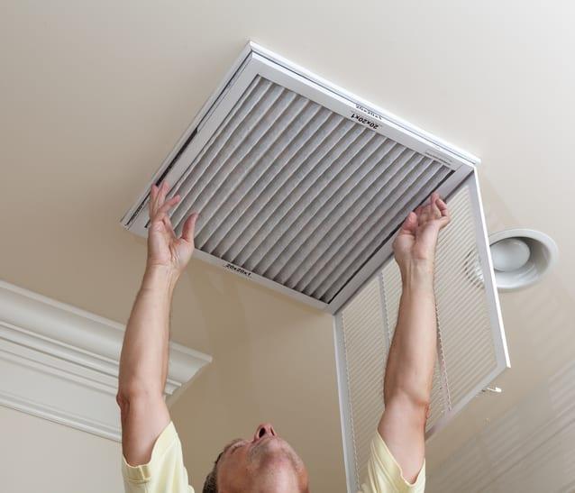 Changing Air Filter